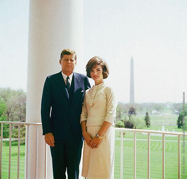 Jacqueline Kennedy's 92nd Birthday Livestream Program with Andrew Och image