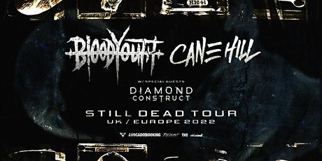 BLOOD YOUTH + CANE HILL tickets