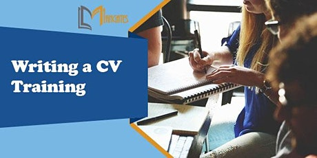Writing a CV 1 Day Virtual Live Training in Nottingham tickets