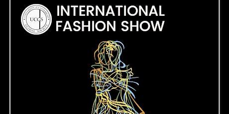 UCGS International Fashion Show tickets