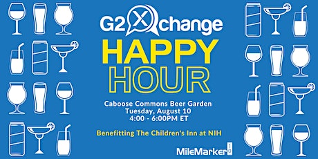 In-Person Happy Hour and Networking Event! tickets