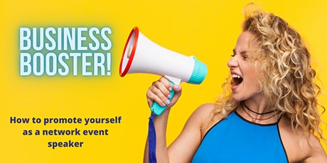 Business Booster! - Your Launch Pad To Success! tickets