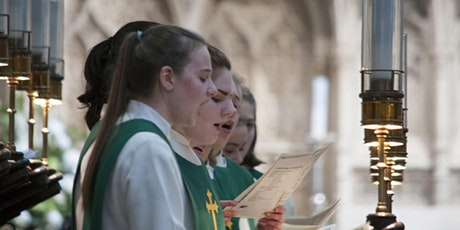 Said Evensong with Hymn tickets