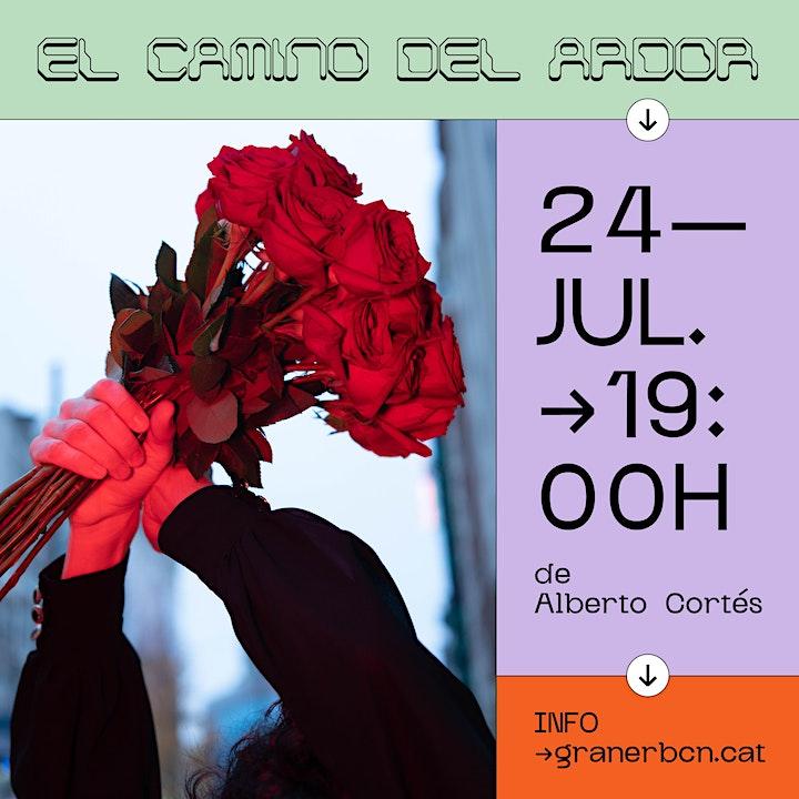Imagen de El camino del ardor / Alberto Cortés
