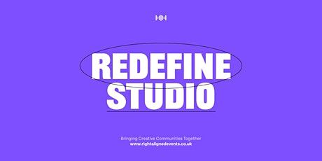 Right Aligned Online: In conversation with Redefine Studio tickets
