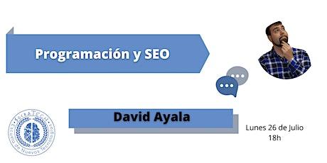 Programación y SEO con David Ayala entradas