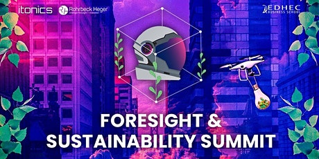 Virtual Foresight &  Sustainability Summit 2021 tickets
