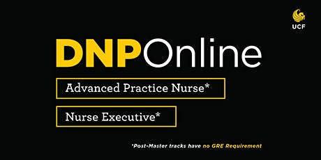 Post Masters's DNP Information Session tickets
