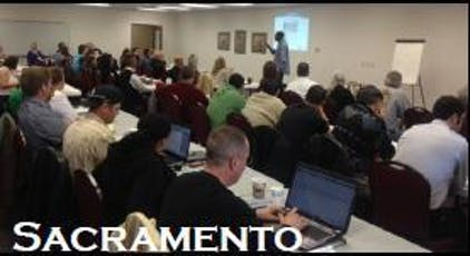 CA - Sacramento | Earn While You Learn, Invest in Real Estate, Build Wealth tickets