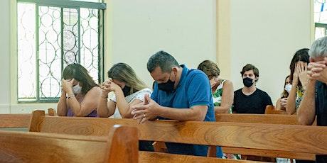 Missa Dom 25/07 - 11h30 - Paróquia Sant'Ana ingressos