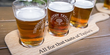Mountain Beer Tasting Session with Timothy Taylor's tickets