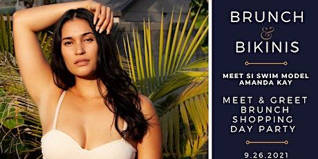 Brunch & Bikinis with SI Swim Model  - Amanda Kay tickets