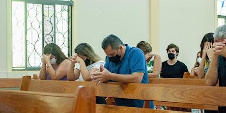 Missa Dom 25/07 - 19h - Paróquia Sant'Ana ingressos