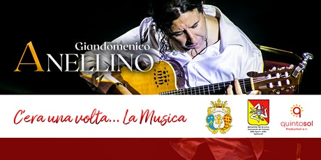 Concerto Giandomenico Anellino - C'era una volta la Musica biglietti