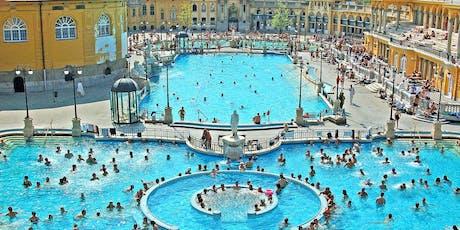 Széchényi Spa in Budapest tickets