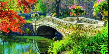 Sunset  Paint'n Sip in Central Park Thurs August12 tickets
