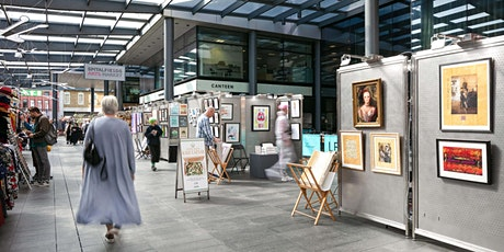 Spitalfields Arts Market - August tickets
