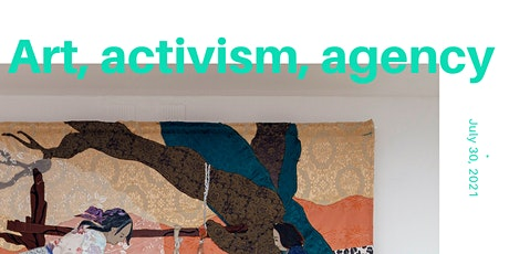 Art, Activism, Agency: In Conversation with Gosia Mirga and Delaine Le Bas tickets