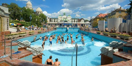 Gellért Spa & Thermal Bath in Budapest tickets