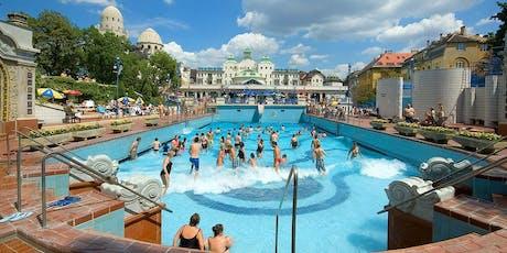 Gellért Spa & Thermal Bath in Budapest tickets