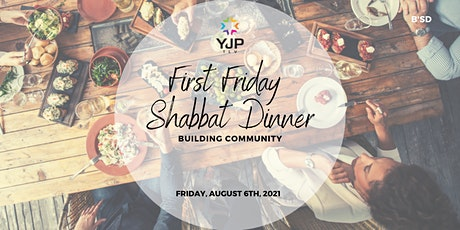 First Friday Dinner with Hosts tickets