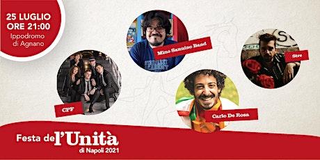 CPF, MINO SANNINO BAND, CARLO DE ROSA E STRE IN CONCERTO tickets