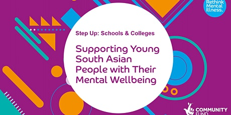 Supporting South Asian Young People tickets