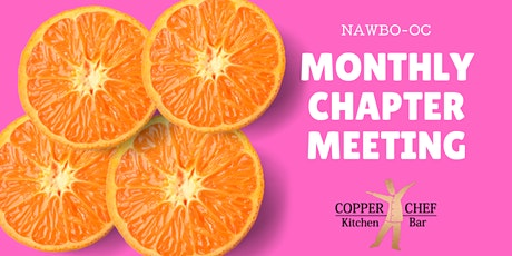 NAWBO-OC Monthly Chapter Meetings tickets