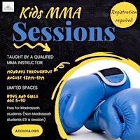 Kids MMA Sessions
