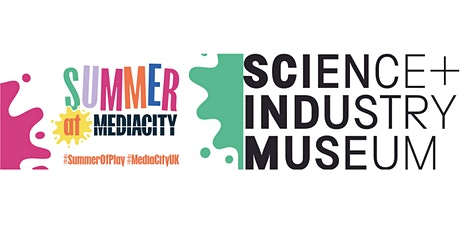 The Science & Industry Museum x Summer at Media City / Codebreaker Workshop tickets