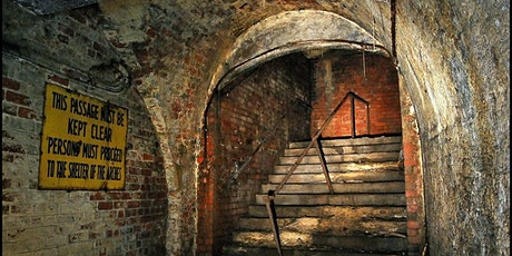 The Only Underground Tunnels of Manchester Tour (on Zoom) tickets