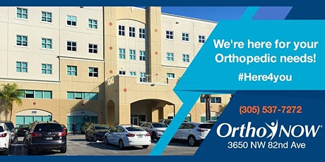 OrthoNow South Florida Professionals Networking Event tickets