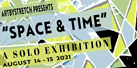 """ABS SOLO ART SHOW IN NEW YORK CITY! """"SPACE & TIME"""" tickets"""