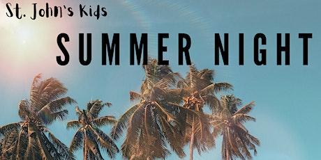 Summer Night tickets