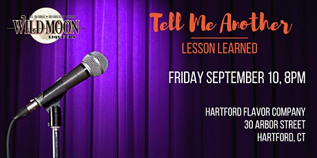 Tell Me Another: Lesson Learned tickets