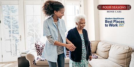Four Seasons Home Care Career Fair tickets