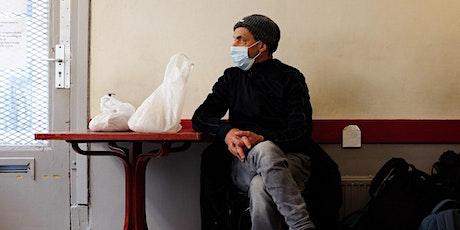 Koffiehuis to go: portretten van een daklozenopvang in coronatijd tickets