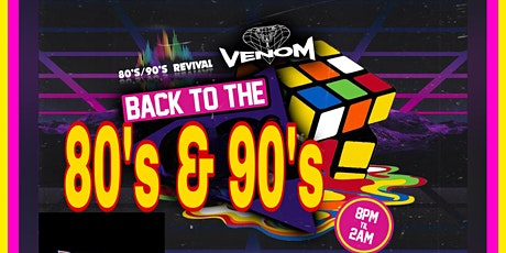 Back to the 80's & 90's with 80's/90's Revival tickets