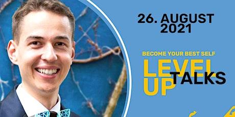 26.08.2021 | LEVEL UP Talks mit Florian Arndt Tickets