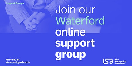 Waterford Group - Online Support Group tickets