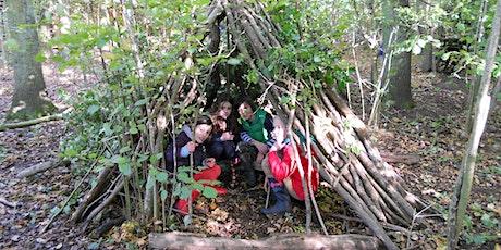 Wild families: Big Wild picnic at Bradfield Woods tickets