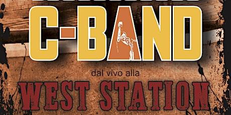 C-Band live @ West Station biglietti