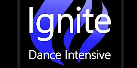 IGNITE DANCE INTENSIVE 2021 tickets