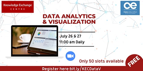 Data Analytics and Visualisation tickets