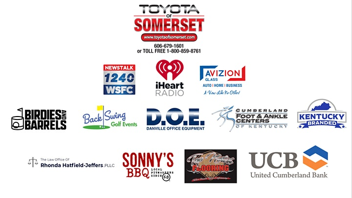 Kentucky Sports Radio Golf Scramble - Somerset 2021 image