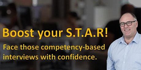 Face that competency-based interview with confidence! tickets