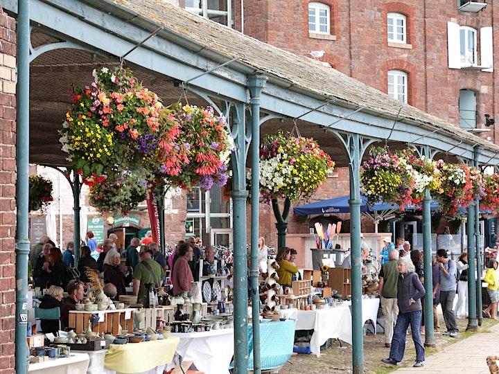 Exeter Potters' Market image
