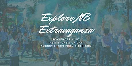 Explore NB Extravaganza Race tickets