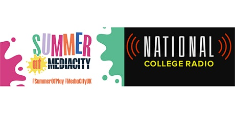 National College Radio x Summer at Media City tickets
