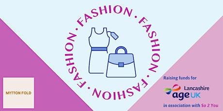 Fashion Show & Autumn Fayre tickets